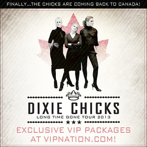 Dixie Chicks Long Time Gone 2013