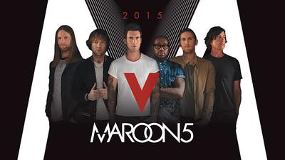 Maroon 5 - 2015