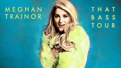 Meghan Trainor - That Bass Tour