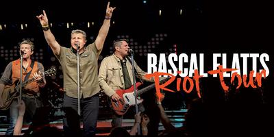 Rascal Flatts - Riot Tour