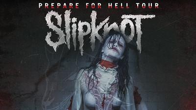 Slipknot Prepare for Hell Tour 2014
